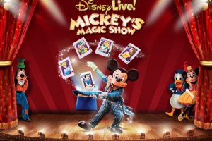 Disney Live Presents Mickeys Magic Show