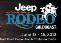 Jeep Gold Coast National Finals Rodeo 2013 V2
