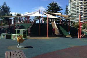 Kurrawa Park All Abilities Playground Photo From Playground Finder