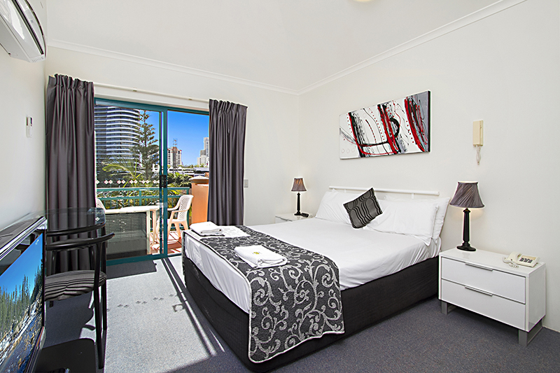 Budget Accommodation Broadbeach
